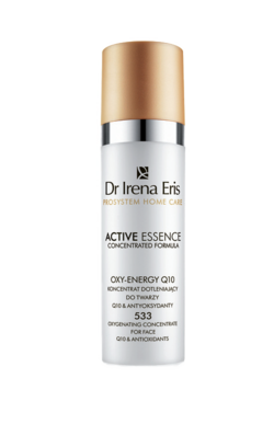 Active ECF-OXY-Energy Q10,Oxygenating concentrate for face,30ml